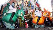 L'Irlande fera la fête en Belgique du 7 au 12 juin