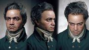 Un nouveau portrait de Beethoven, encore plus réaliste, réalisé par le plasticien Hadi Karimi