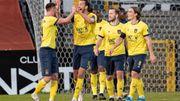 Pro League: Pas de chance pour Shinton, auteur d'un but gag contre son camp