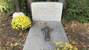 La tombe de Louis et Antony Collard