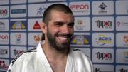 """Judo, Toma Nikiforov, champion d'Europe : """"Tactiquement, j'étais au top, ça a fait la différence"""""""