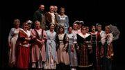 """Un prof de Vaux-sur-Sûre fait de """"L'Ecole des Femmes"""" de Molière, une comédie musicale !"""