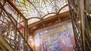 L'Hôtel Solvay, signé Horta, devient un musée et est ouvert au public