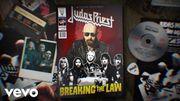 """Judas Priest sort une lyric vidéo pour son classique """"Breaking the Law"""""""