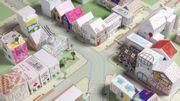 Bricolage pour occuper les enfants : créer sa propre ville en origami