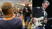 [Zapping 21] Un fan de Tool ne reconnait pas Eddie Van Halen et lui demande de le prendre en photo