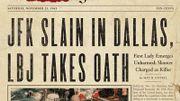 Hulu commande une adaptation télé du roman de Stephen King sur JFK