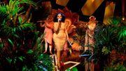 Le live TV le plus original du jour est signé Björk