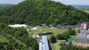 Terril du Crachet: splendide réserve naturelle à Eugies