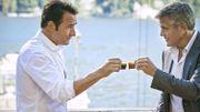 Jean Dujardin, nouveau partenaire de George Clooney dans la saga Nespresso