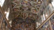 Plus d'air et de lumière pour la chapelle Sixtine