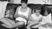 L'addiction aux écrans représentée dans une série de photos troublantes