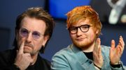 Ed Sheeran va battre U2