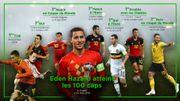 """Eden Hazard, """"centenaire"""", se porte à merveille"""