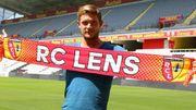 Guillaume Gillet s'engage avec Lens en Ligue 2