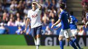 Deuxième défaite de la saison déjà pour Tottenham qui s'incline à Leicester City
