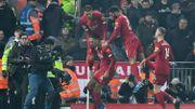 Liverpool et Origi continuent leur marche en avant en battant Man U
