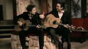 "Bob Dylan publie le titre ""Wanted Man"" avec Johnny Cash"