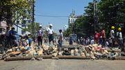 Birmanie: les manifestations se poursuivent, malgré la réponse violente de l'armée