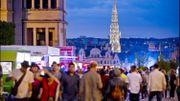 10 soirs de décontraction musicale, vive le Brussels Summer Festival !