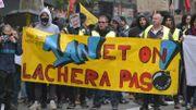 Le premier anniversaire des gilets jaunes français rassemble 28.000 personnes