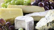 Une fromagerie avec un salon de dégustation à Ixelles