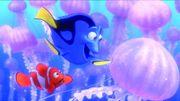 """Dory, héroïne de la suite du """"Monde de Nemo"""""""