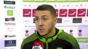"""Kylian Hazard : """"On savait qu'ils n'étaient pas bien, on a profité de leurs erreurs"""""""