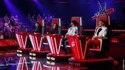 Revoir le premier Blind explosif de The Voice Belgique !