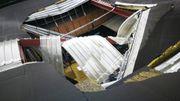 Incendie, effondrement de toitures… Les orages ont provoqué des dégâts essentiellement en province de Liège
