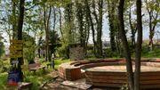 Connaissez-vous le jardin suspendu de Mons ?