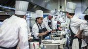 Les futurs chefs étrangers à l'école de la cuisine française