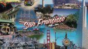 California Dreaming: Carte postale de San Francisco