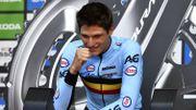 Le Belge Brent Van Moer se pare d'argent aux Mondiaux de contre-la-montre U23