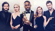 Plaisir des yeux: belles photos de stars aux Golden Globes