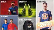 """Adnan Januzaj """"soldé à 25%"""" sur le site de Manchester United"""