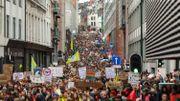 Les rues sont à nouveau bondées de jeunes manifestant.e.s.