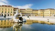 """Vienne: nuitée impériale dans """"la suite"""" du chateau de Schonbrunn"""