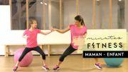 Minutes Fitness : on s'entraîne en famille !