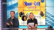La compile de Viva For Life certifiée disque d'or... Merci à vous !