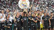 Le Real Madrid savoure son sacre