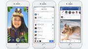 Facebook cherche à fusionner ses stories