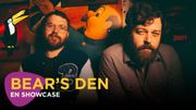 Vos places pour Bear's Den en showcase