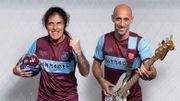 Iron Maiden s'associe avec West Ham United pour lancer une nouvelle vareuse