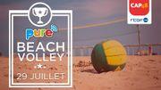 Faites un don à CAP48 et soutenez nos équipes pour le beach volley Pure