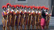 Le Pape sera bientôt entouré de gardiennes du corps, une première depuis le XVIesiècle