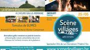 3eme tournée de « Scène de Villages » qui fera halte dans 7 communes de l'Est du Brabant wallon