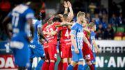 Ostende domine Genk et valide un 1er ticket historique pour l'Europe