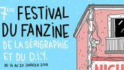 Festival du Fanzine, de la Sérigraphie et du D.I.Y.