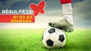 Foot Amateur: Francs Borains en tête grâce à son derby remporté 5-0 contre l'Entente Binchoise (Div 3 Amateur A)